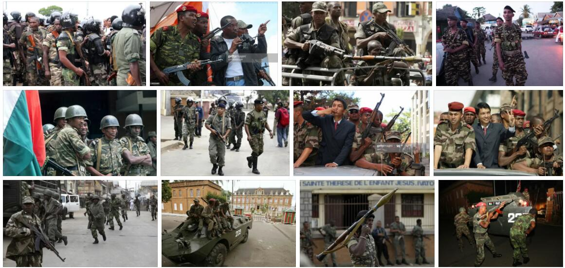Madagascar Justice, Security and Military