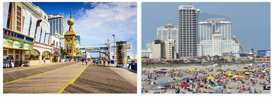 Atlantic City – the Home of Monopoly and Miss America