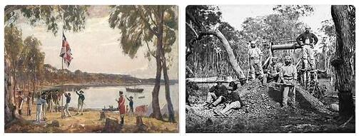 Australia History During Colonial Times