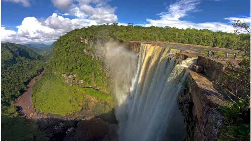 Best Travel Time and Climate for Guyana