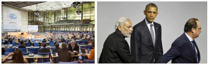 Climate Negotiations in a Hurry Part II