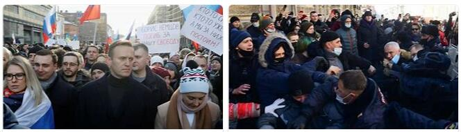 Navalny and Political Protest in Putin's Russia Part I