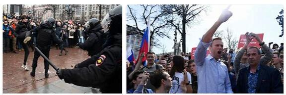 Navalny and Political Protest in Putin's Russia Part II