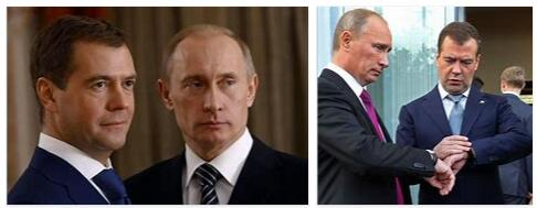 Russia: Change of Power in the Kremlin Part I