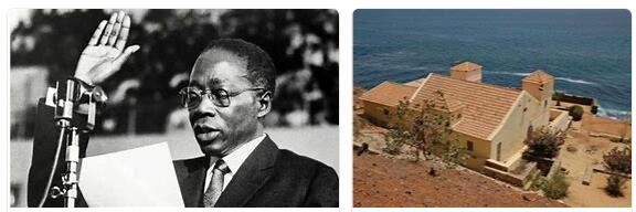 Senegal Geography and History